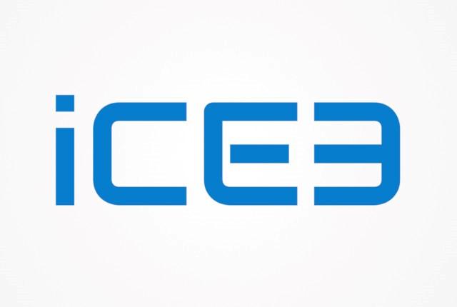 iCE3 logo
