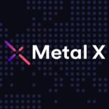 Metal X Exchange Logo
