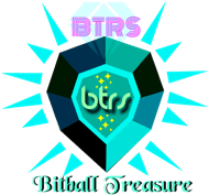 Bitball Treasure Token logo