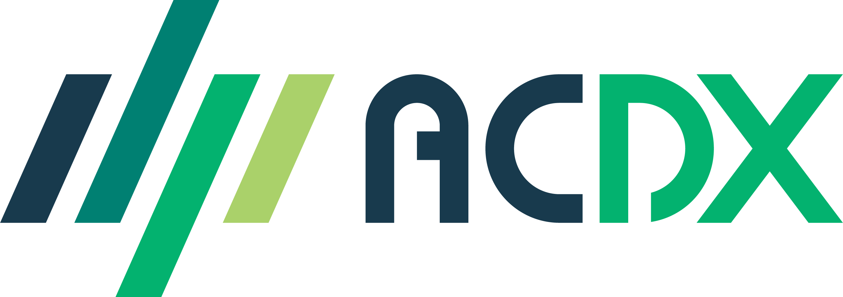 ACDX Exchange logo