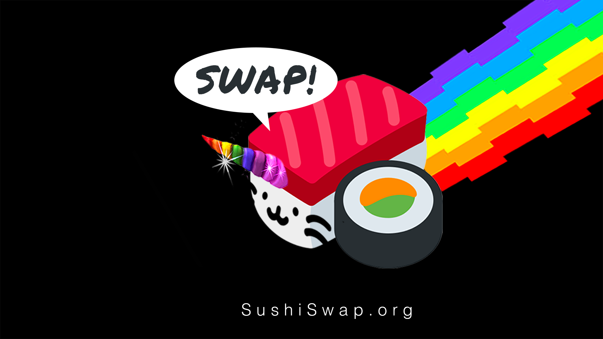SushiSwap Exchange Logo