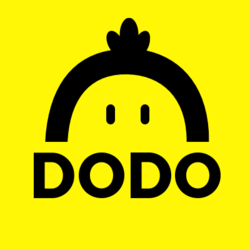 DODO Exchange Logo