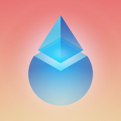 stETH (Lido) Token logo