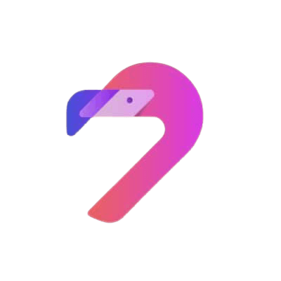 Flamingo Token logo