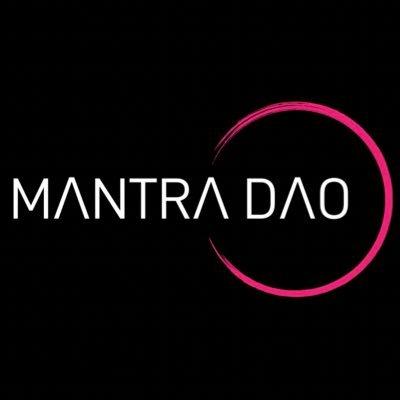 Mantra DAO Token logo