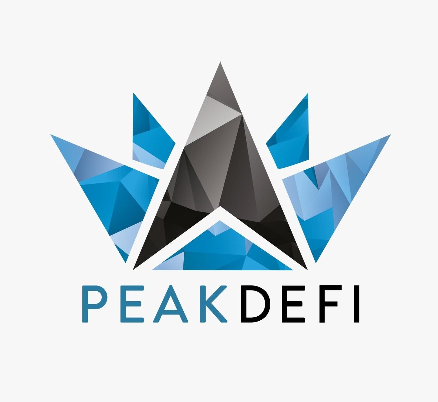 PEAKDEFI Token logo