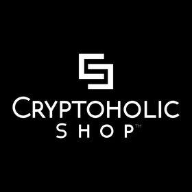 Cryptoholic Shop Logo
