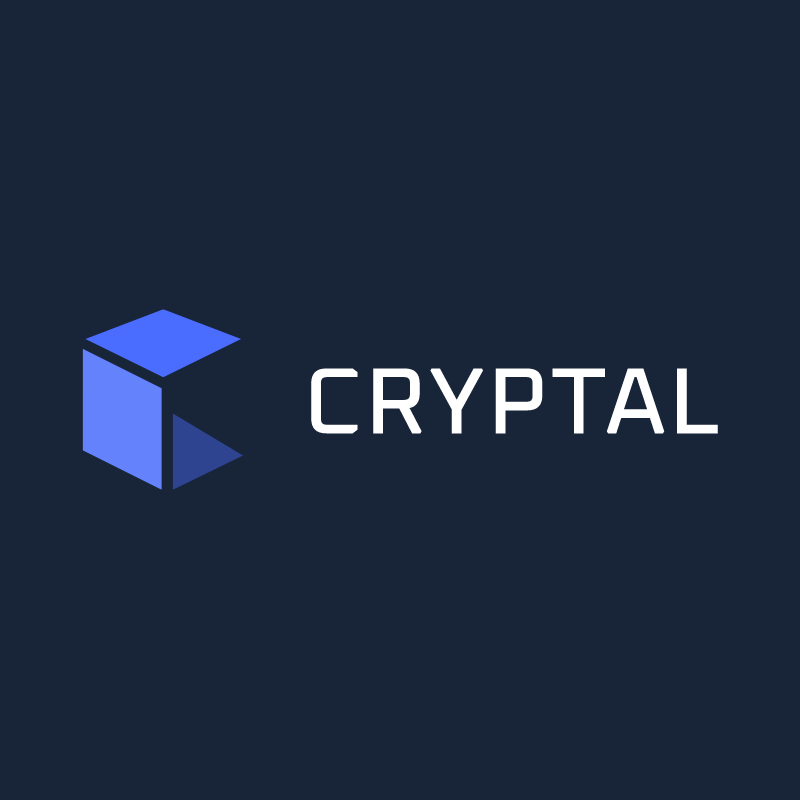 Cryptal Exchange logo