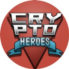 Crypto Heroes V3 Logo