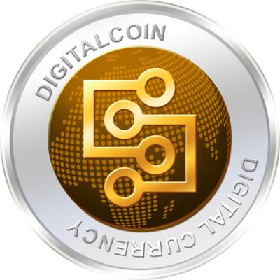 Digitalcoin logo