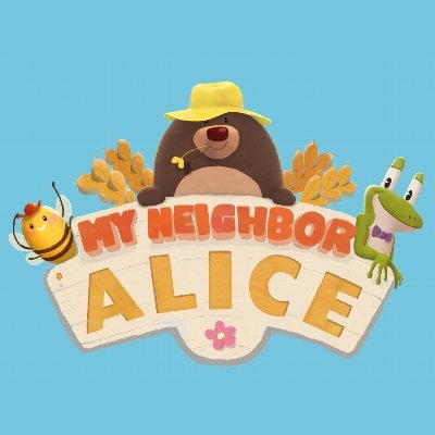 My Neighbor Alice Token logo