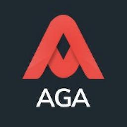 AGA Token logo