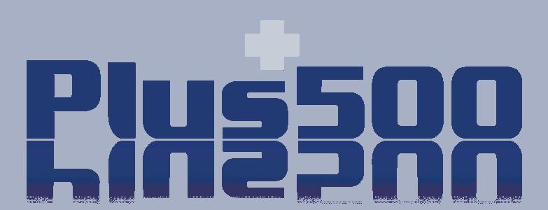 Plus500 Crypto Logo