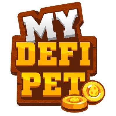 My DeFi Pet Token logo