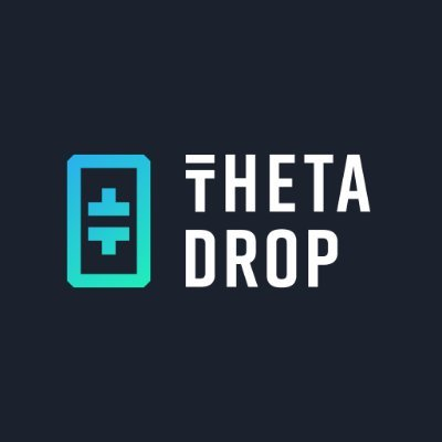 Theta Drop NFT Marketplace logo