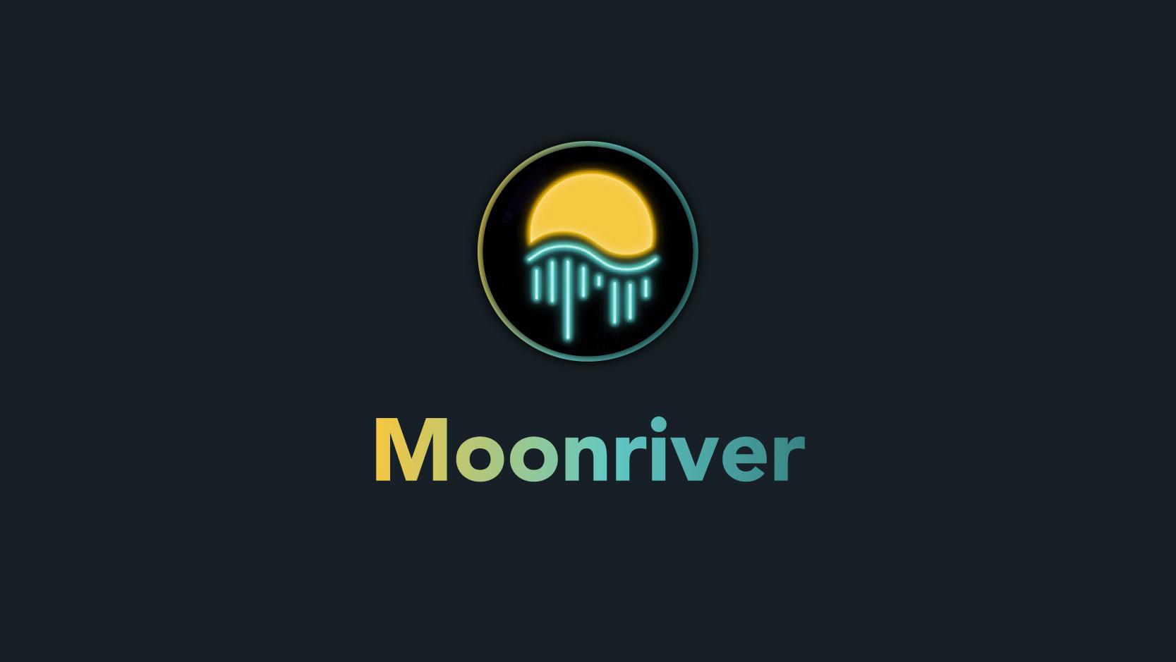 Moonriver Coin logo