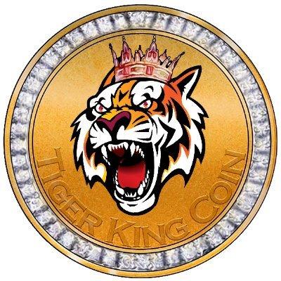 Tiger King Token logo