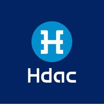 Hdac Coin logo