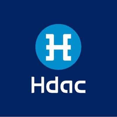 Hdac Coin logo