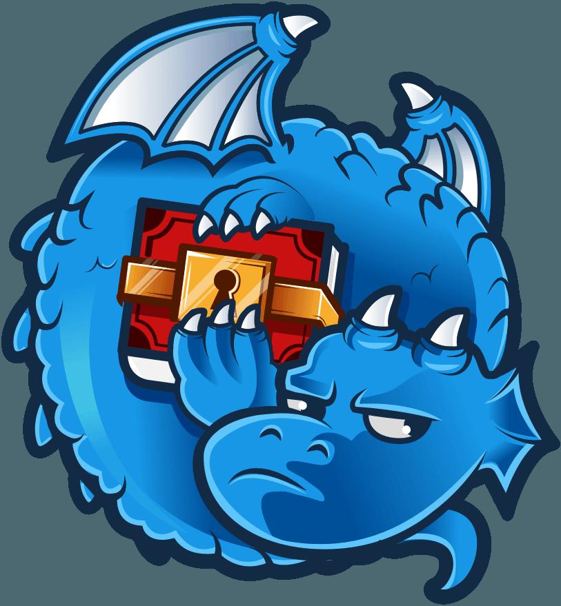 Dragonchain Coin logo