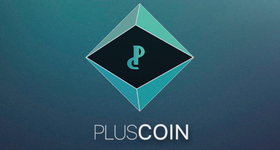 PlusCoin logo