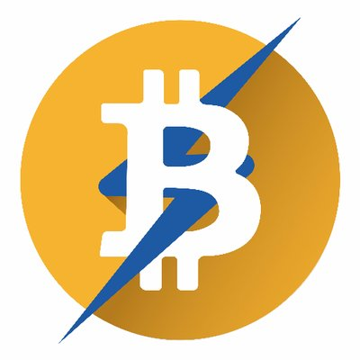Lightning Bitcoin logo