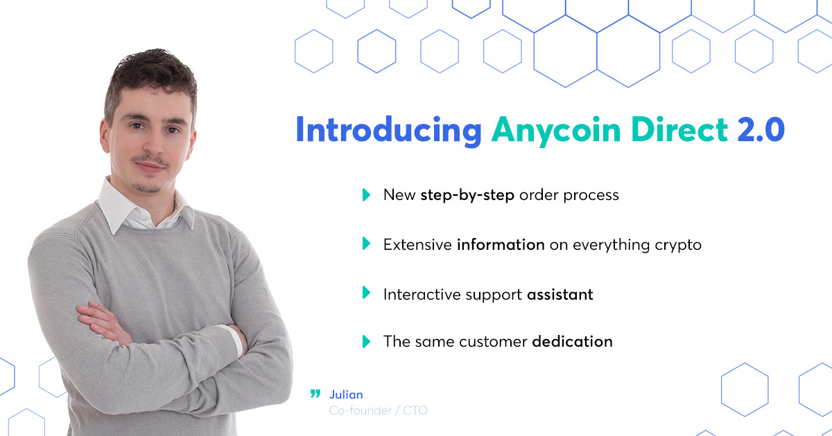Anycoin Direct 2.0