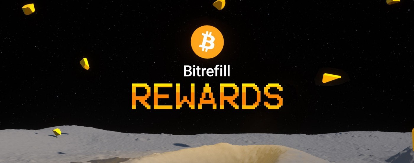 Bitrefill Rewards