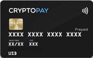 Cryptopay Imagen de la Tarjeta