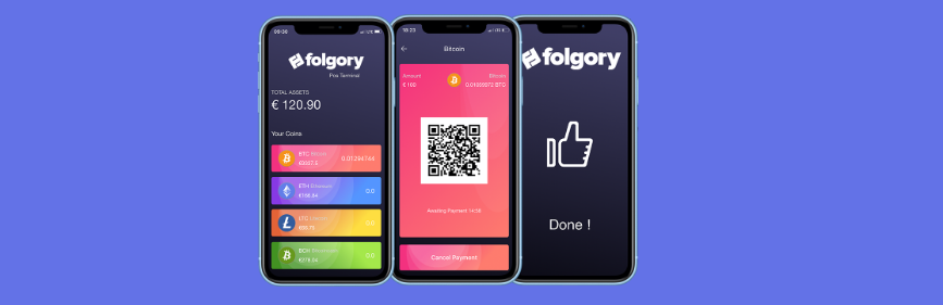 Folgory Mobile Support
