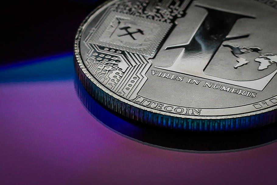 Litecoin Digital Silver