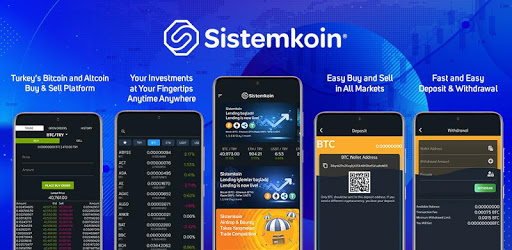 Sistemkoin Mobile Support