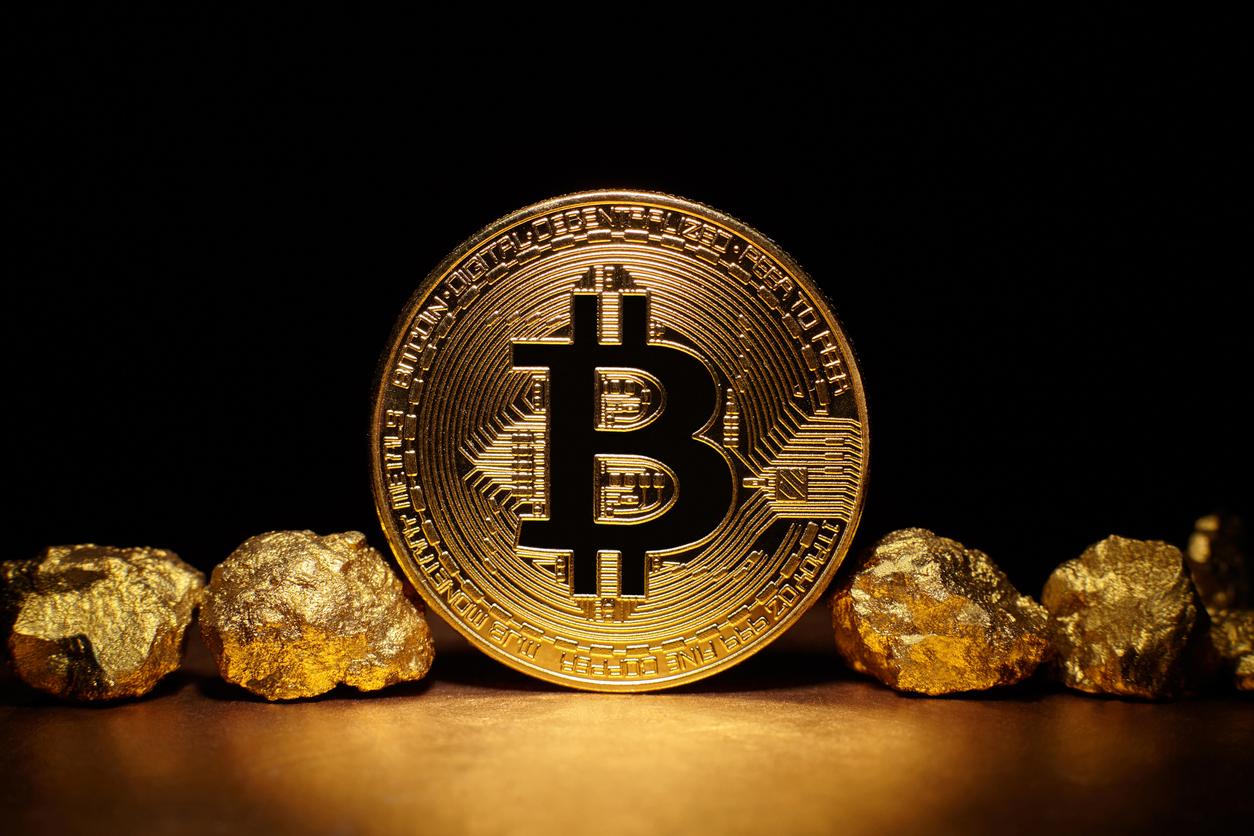 Will Bitcoin Overtake Gold