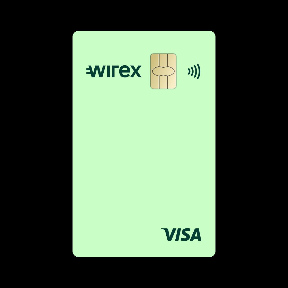 Wirex Imagen de la Tarjeta